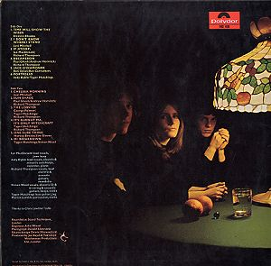 Fairport Convention. back cover